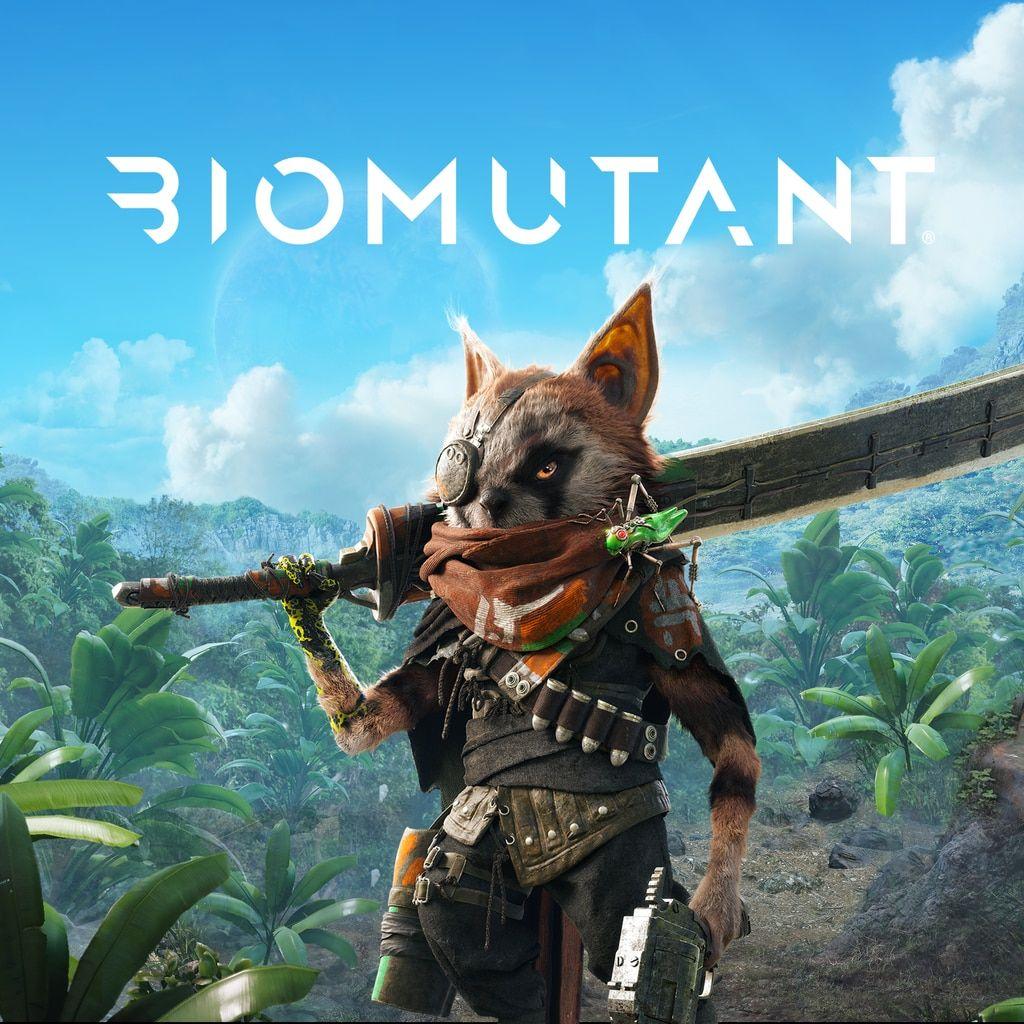 Biomutant (XBOX One - VPN)