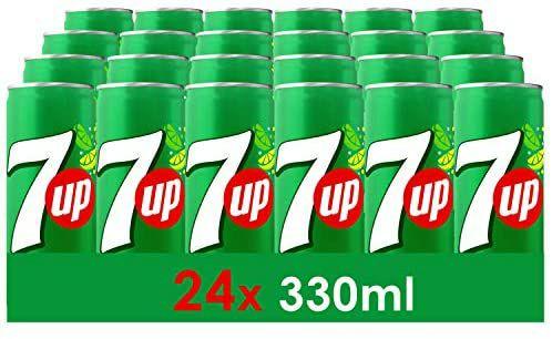 SEVEN-UP Refresco de Lima Limón - Pack de 24
