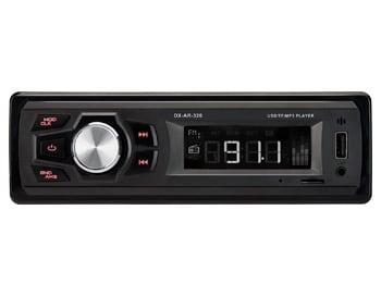 AUTORRADIO DX-320 FM USB AUX MP3 4X20 Radio Coche