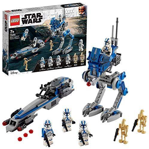 LEGO Star Wars Soldados Clon de la Legión