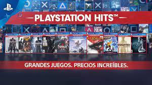 Playstation Hits (16 juegos a elegir)