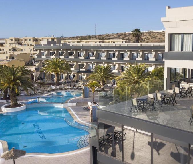 Fuerteventura 167€/p = 6 noches en hotel 4* con vuelos incluidos