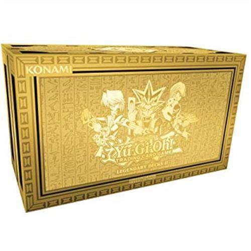Yu-Gi-Oh-Legendary Decks (Deck legendarios II) [EDICIÓN ITALIANA]