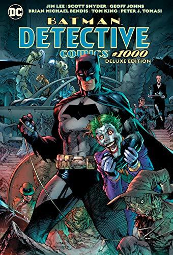 Batman: Detective Comics número 1000 Deluxe Edition (en inglés)