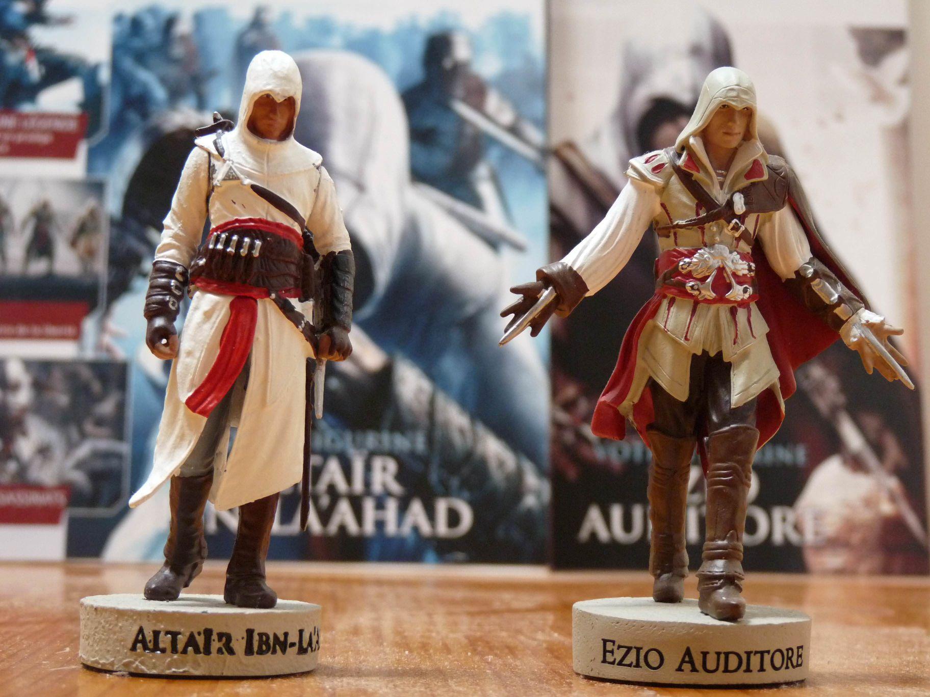Figura Assassins Creed 2,50 | Colección