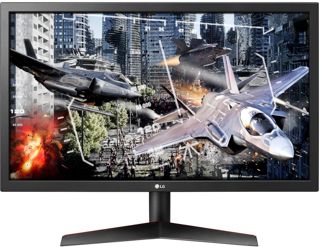 Monitor 144 hz 1 ms LG 24GL600F-B