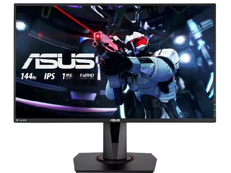"Monitor ASUS 27"" Full HD 144Hz 1ms IPS FreeSync"