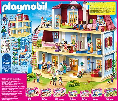 Playmobil - Casa de Muñecas 70205