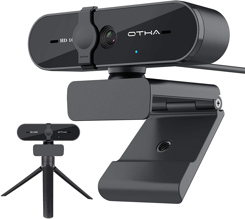 Webcam FHD con trípode solo 5.49€