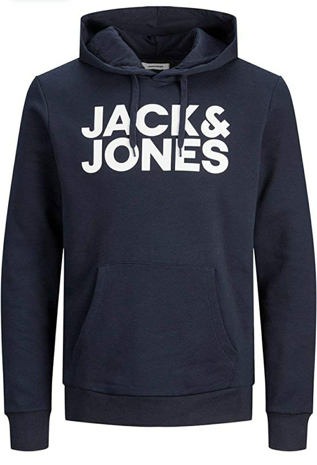 Sudadera con capucha Jack & Jones talla M
