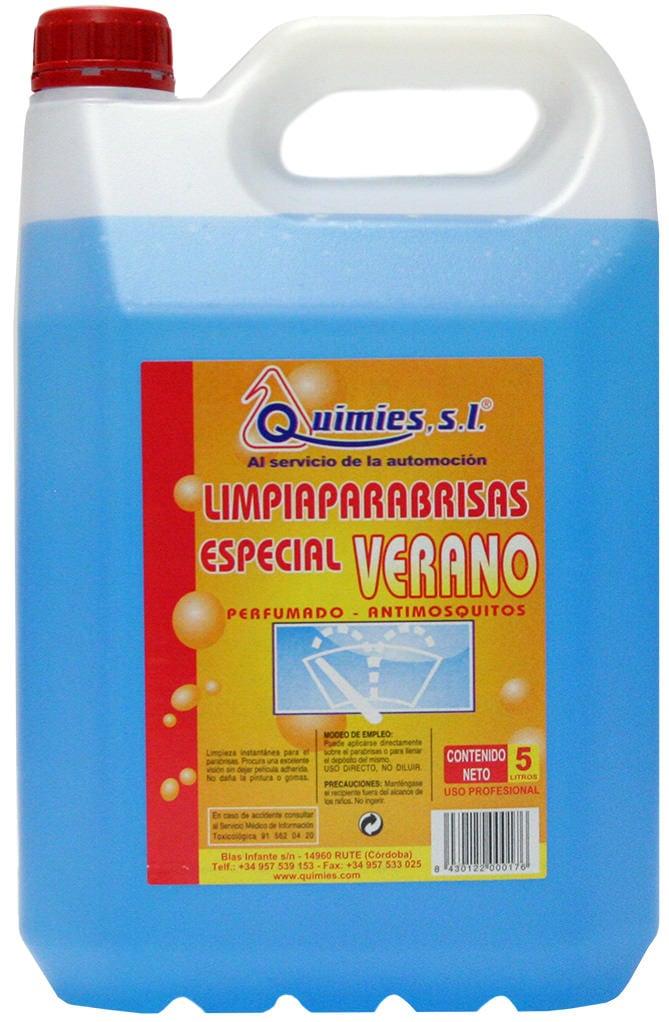 LIMPIAPARABRISAS VERANO 5L