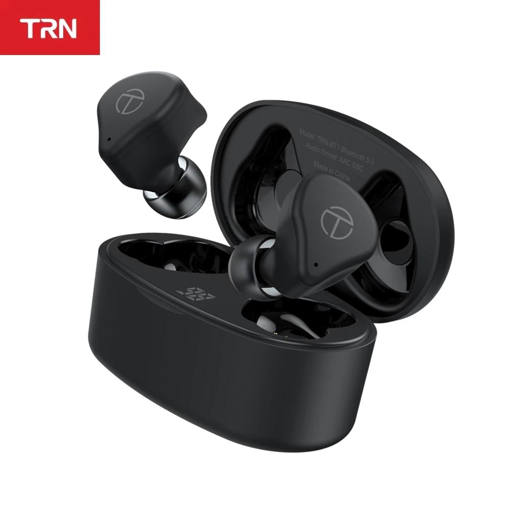 Nuevos auriculares TWS híbridos TRN BT1 1B+1DD (multichollo - Bluetooth TWS TRN / KZ)
