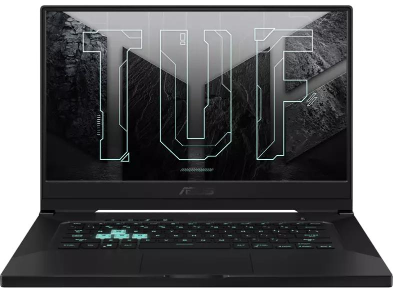 """ASUS Portátil gaming - Asus TUF F15 FX516PM-HN023, 15"""", Intel® Core™ i7-11370H, 16GB, 512GB SSD, RTX3060, FreeDOS"""