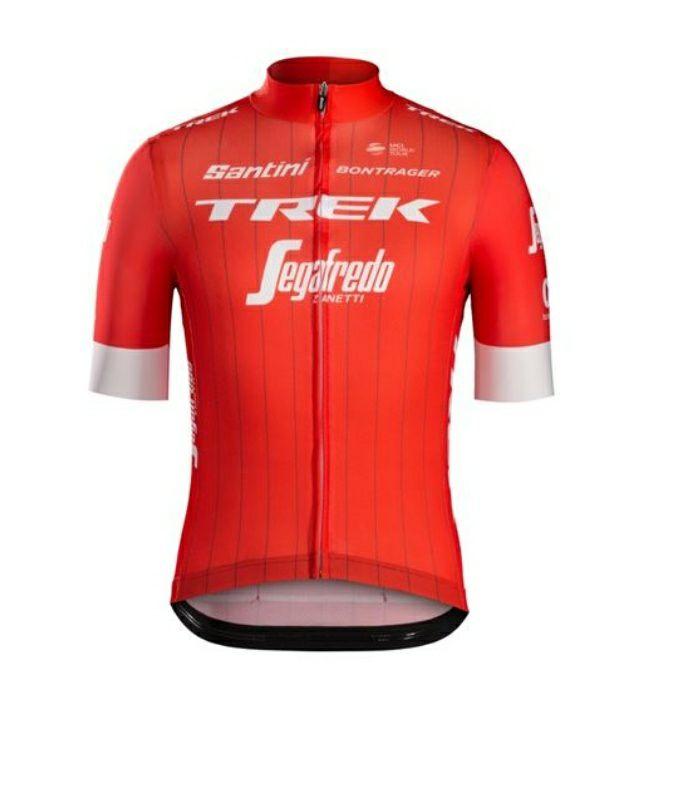Malliot Ciclismo Hombre Trek Segafredo 2018