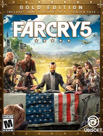 [Xbox] Far Cry 5 Gold : Juego + Season Pass + Far Cry 3 Classic @ Microsoft BR Store