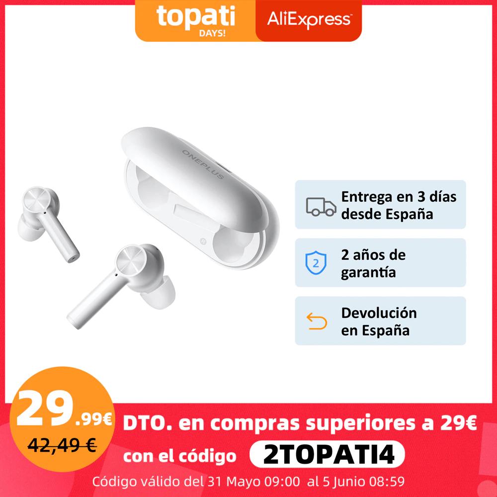 Auriculares inalámbricos OnePlus Buds Z - Desde España
