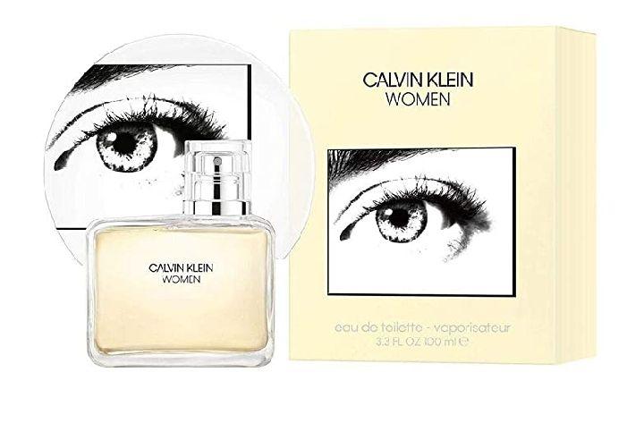 Calvin Klein Women Eau de Toilette Vapo - 100 ml