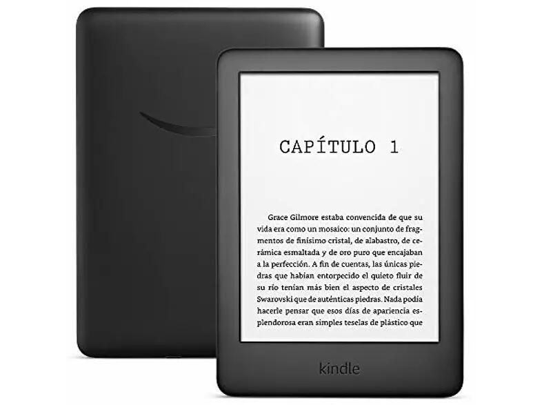"Kindle 6"" con luz integrada + 3 meses gratis Kindle Unlimited"