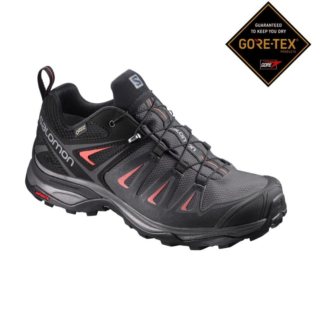 Zapatillas de montaña de hombre X Ultra 3 Gore-Tex Salomon