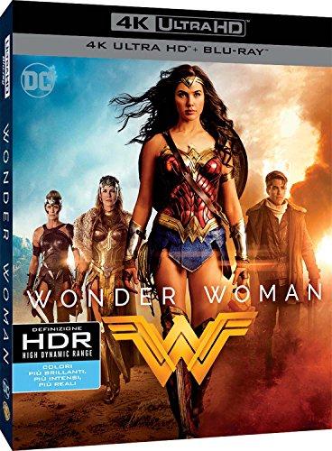Wonder Woman 4K edición italiana