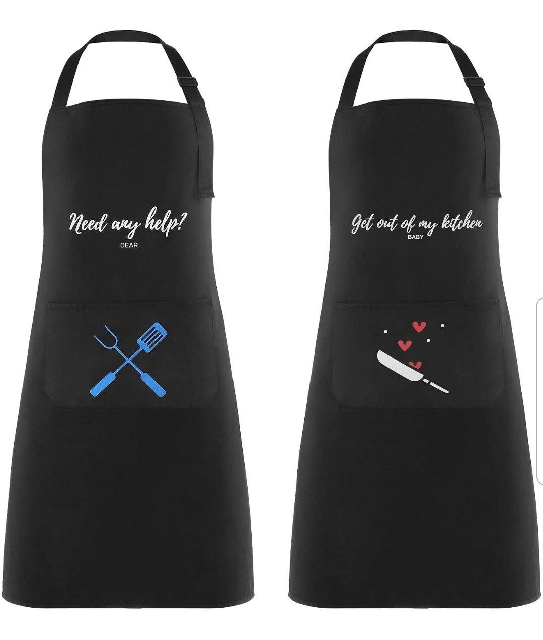 2 Delantales de Cocina