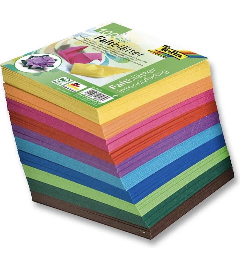 Carta Origami Cm. 10x10