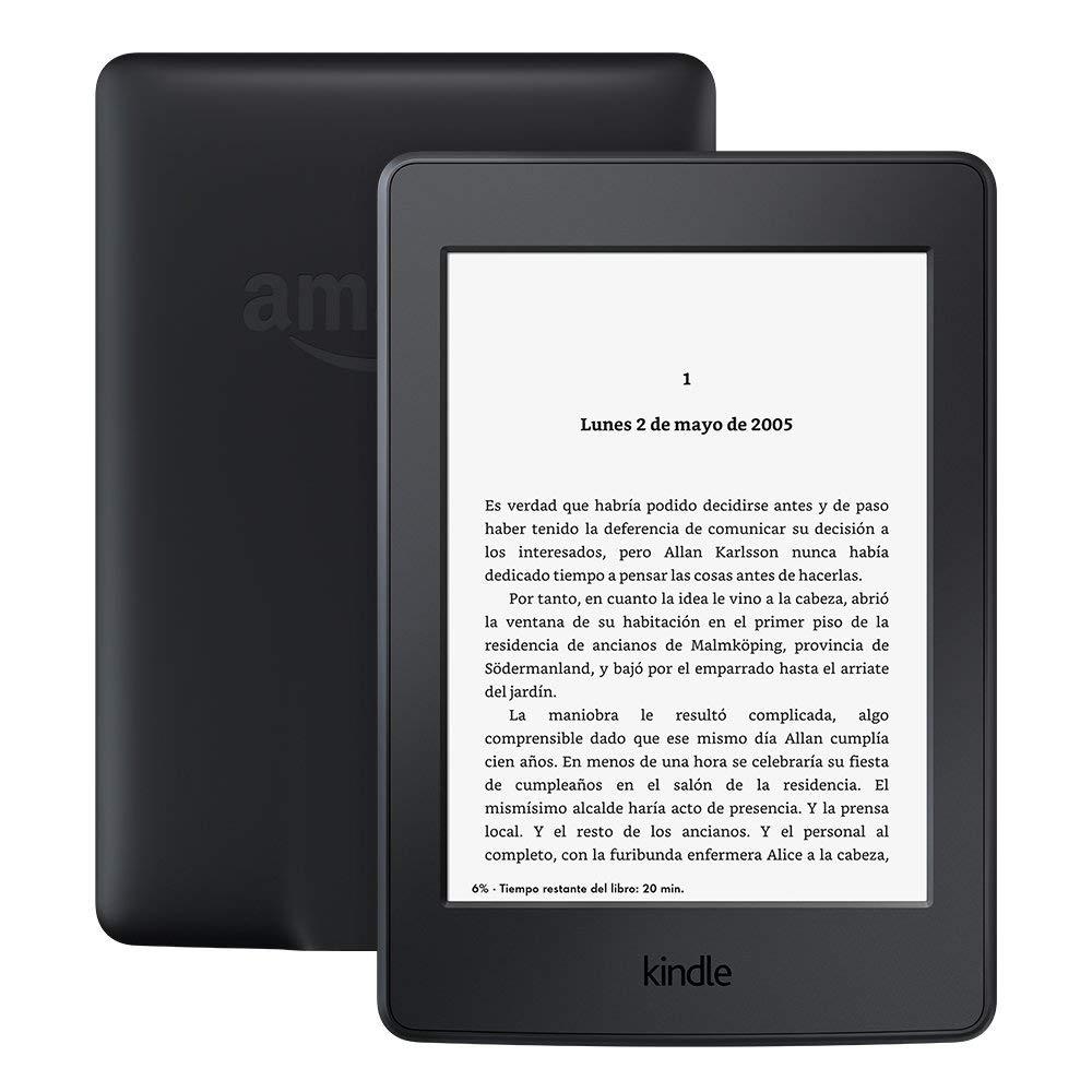 Kindle Paperwhite lector de libros solo 99€