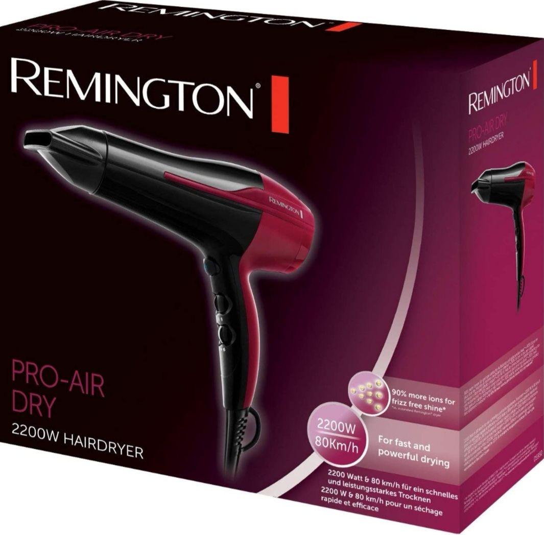 Remington Pro Air Secador de Pelo. 3 Temperaturas, 2 Velocidades 2200 W