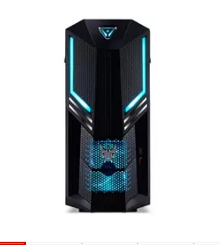 PC gaming - Acer Predator Orion 3000 GTX 1660 SUPER, i7-10700, 16GB, 512