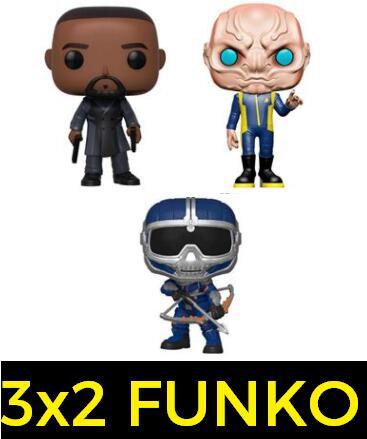 3X2 Funkos - 10€ en Fnac (9,5€ Socios) c/u