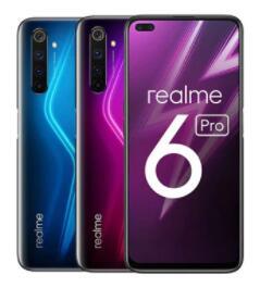 Realme 6 Pro 8/128 desde España por 139€   Realme 6 por 96,49€ (Versión 128GB por 124€)