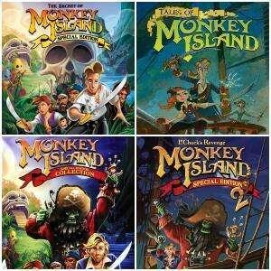 Saga Monkey Island a 0.08 céntimo [STEAM]