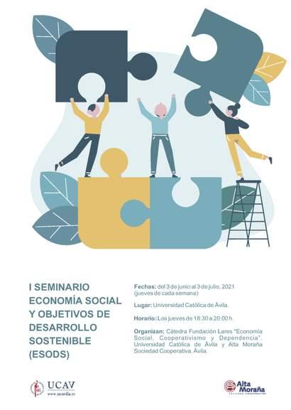 I SEMINARIO ECONOMÍA SOCIAL Y OBJETIVOS DEL DESARROLLO SOSTENIBLE (ESODS)