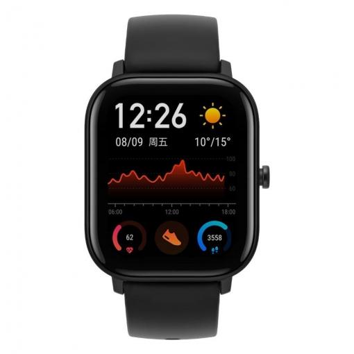 Smartwatch Amazfit GTS + cupón de IVA