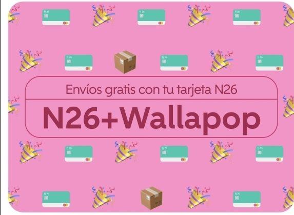 Wallapop 3 Envíos Gratis