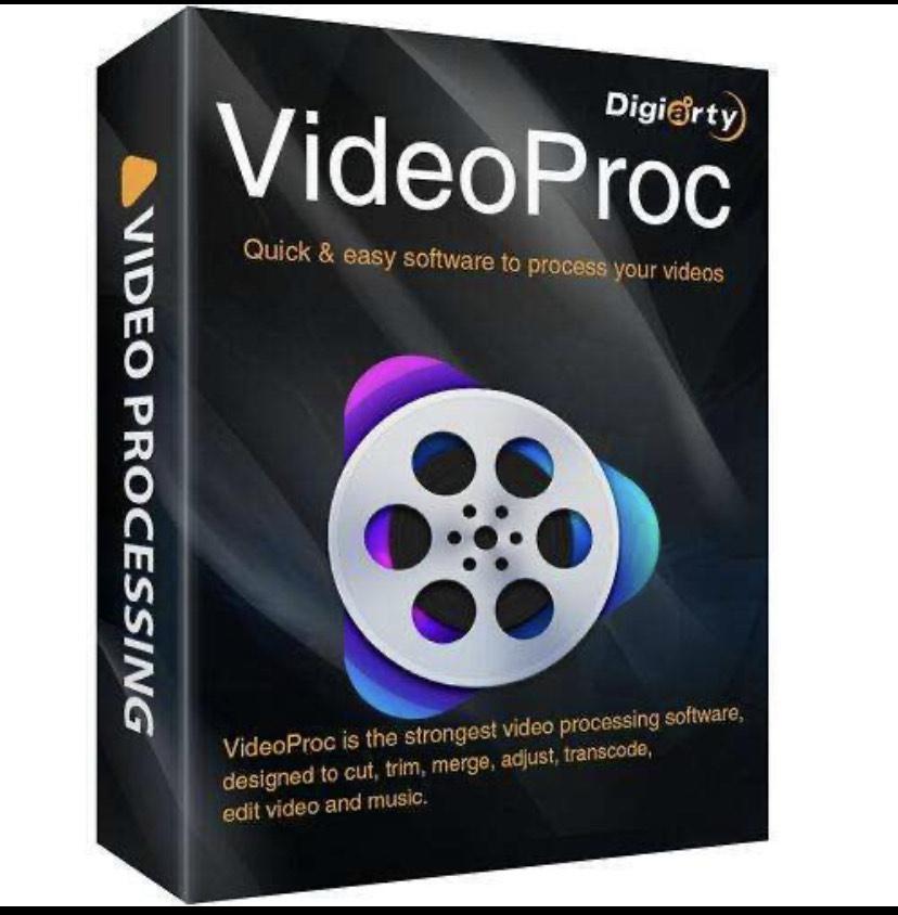 VideoProc v4.2 GRATIS (Windows y Mac)