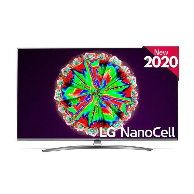 "TV LED 163,9 cm (65"") LG 65NANO816NA NanoCell 4K con Inteligencia Artificial, HDR 10 Pro y Smart TV"