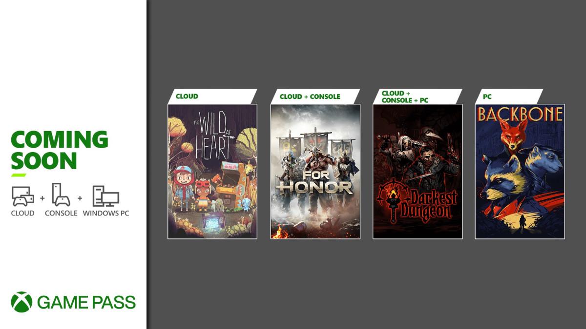 XBOX Game Pass - Darkest Dungeon, For Honor, Backbone, MechWarrior y más