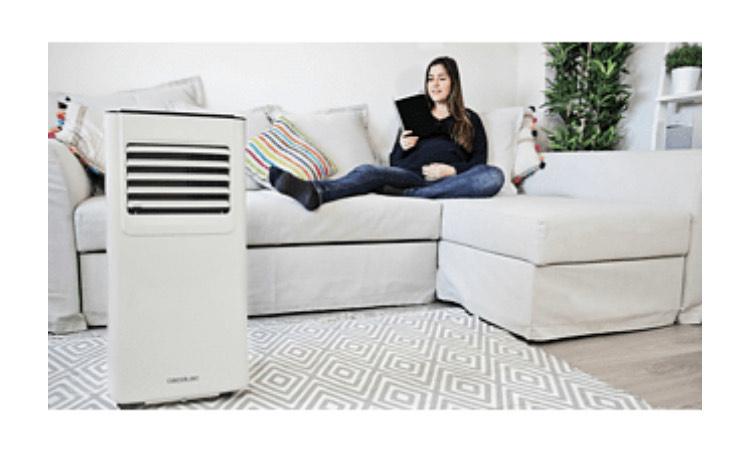 Aire acondicionado portátil - Cecotec ForceClima 7050 ( 170€ con las newsletter)