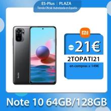 Xiaomi Redmi Note 10 5G 4/64Gb, NFC, Desde España