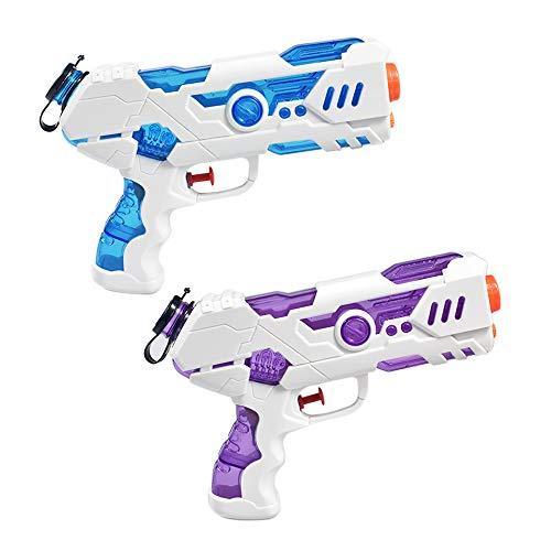 Pack de 2 Pistolas de Agua Super Soaker. Por 3,95€