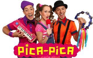 Espectáculo PICA-PICA gratis comprando productos Pediasure