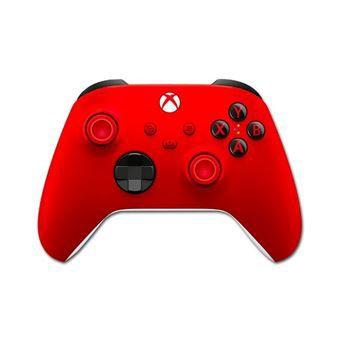 Mando Microsoft Xbox Series X (Rojo y Verde)