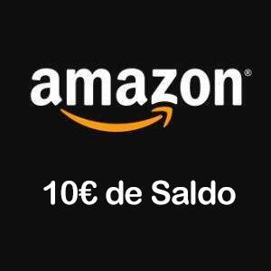 10€ de saldo GRATIS por gastar 10€ en productos seleccionados