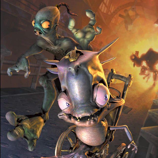 Juegos de la saga Oddworld rebajados - Nintendo Switch