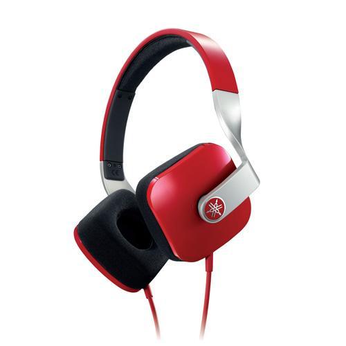 Yamaha HPH-M82 - auriculares con diadema con micro - En Rojo
