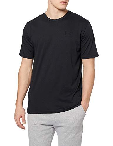Camiseta de manga corta UA Color Negro Talla M