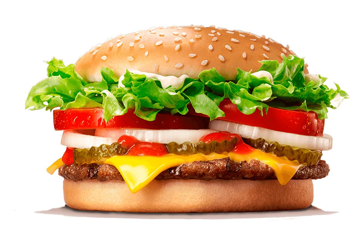 Whopper gratis - Burger King en casa