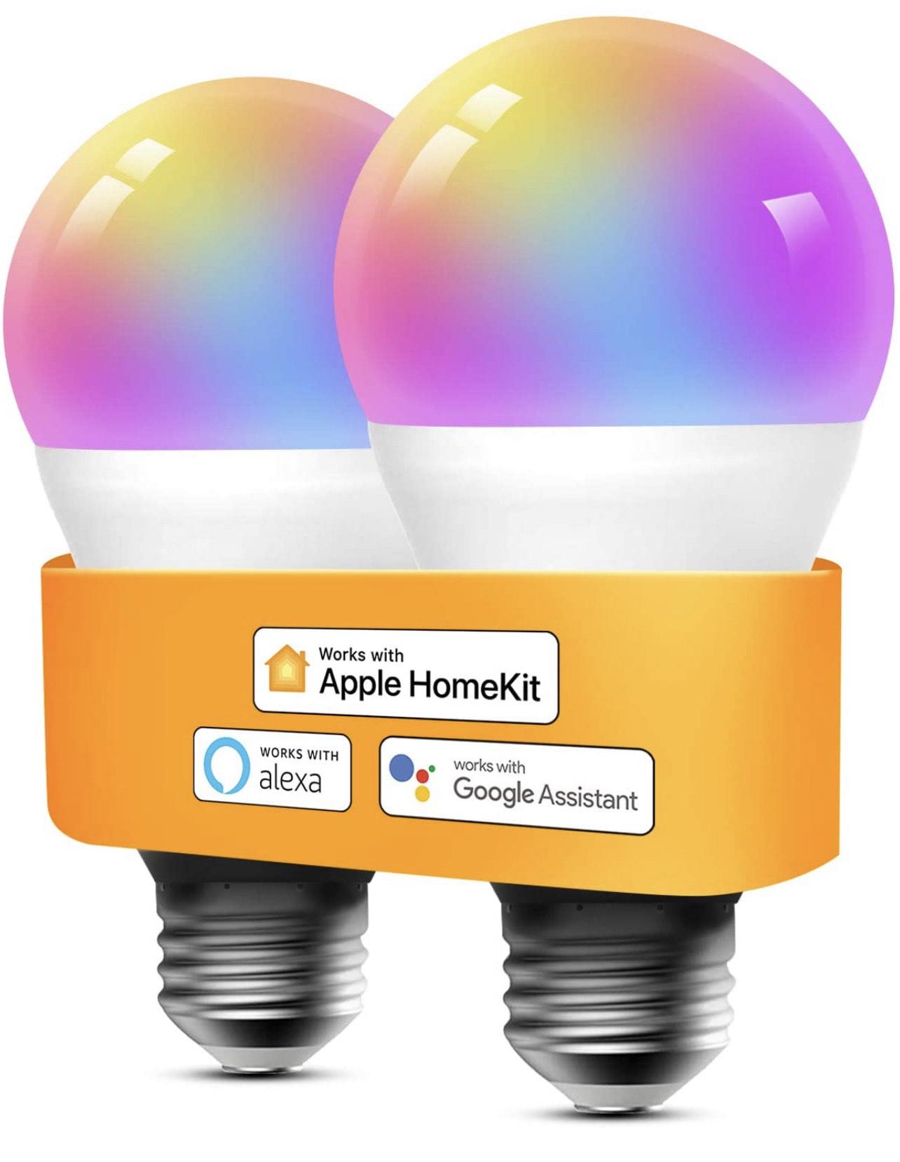 Bombilla LED Inteligente WiFi