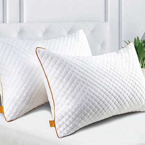 Pack de 2 Almohadas 42x70cm para Dormir